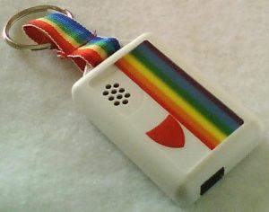 Rainbow Reader Device